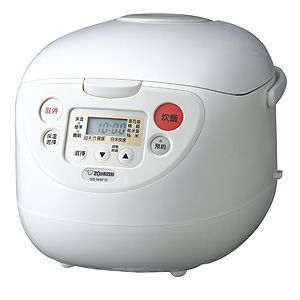 Zojirushi NS-WAF18RiceCooker