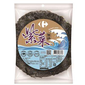 家樂福無砂紫菜-50g