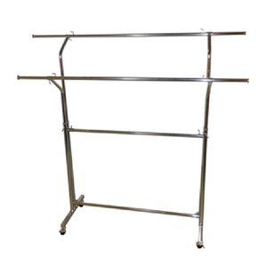Heavy metal  double rack