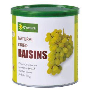 Onatural Dried Raisins