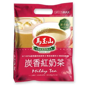 馬玉山炭香紅奶茶 15克x14