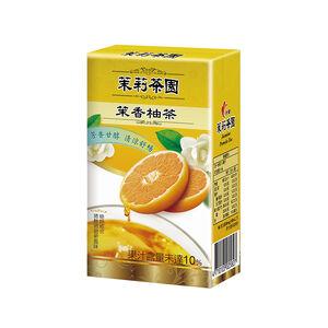 茉莉茶園茉香柚茶 250ml