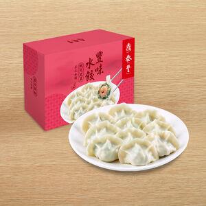 鼎泰豐 蝦肉韭菜水餃禮盒