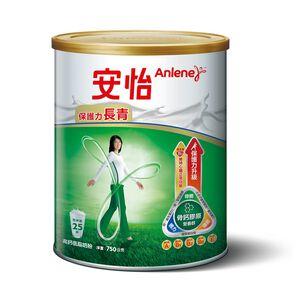 安怡長青高鈣奶粉 750g