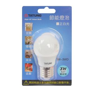 LED 3W Bulb