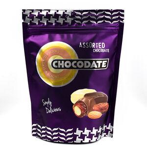 杜拜Chocodate椰棗杏仁果什錦巧克力短效期,最長期限至2022-01-30