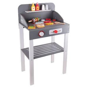 木質烤肉爐玩具組(3歲 以上適用)