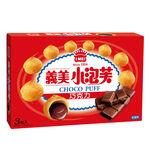 義美巧克力小泡芙 (三入), , large