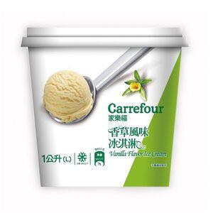 C-Vanilla Ice Cream