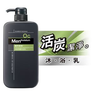 Mentholatum Deep Body Wash