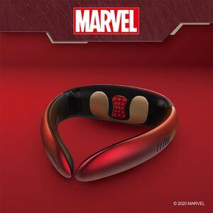 Marvel Iron Man Neck Massager
