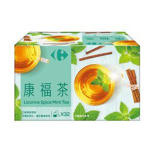 C-Licorice Spice Mint Tea