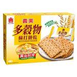 義美多穀物黃金胚芽蘇打餅 , , large