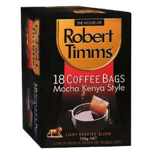 Robert Timms Mocha Kenya Coffee