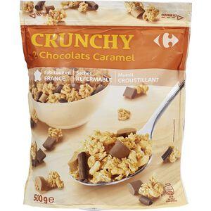 C-DOYPACK Choco Caramel Crunchy