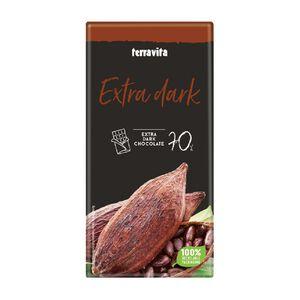 Dark chocolate 70% cocoa