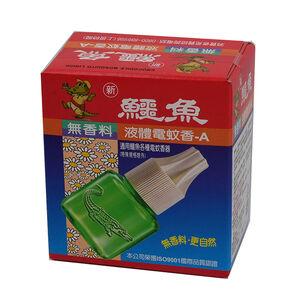 新鱷魚液體電蚊香(無香料)45ml