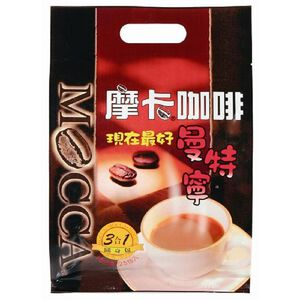 Mocca Just In Time Mandheling 3 In 1 Cof