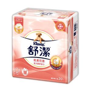 舒潔親膚海洋膠原蛋白衛生紙-100PC