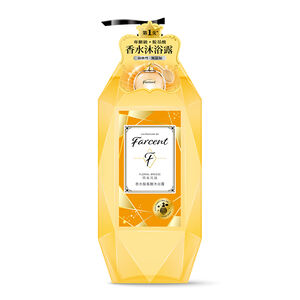 Farcent Shower Gel-Floral Breeze