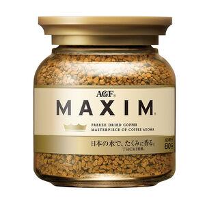 AGF Maxim coffee-amora golden