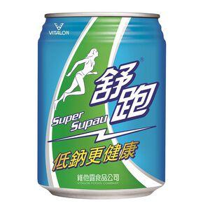 Super Supau Sport Drink can