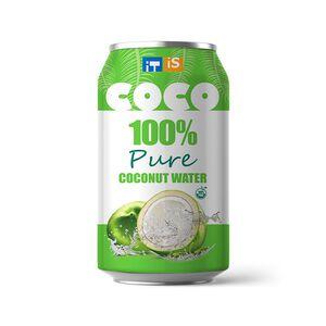 IT IS pure coconut water 330ml