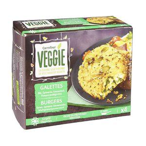 C-Vegetarien Wheat Spinach Emmental Gra