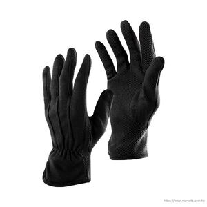 瑪榭抗UV素面棉質手套