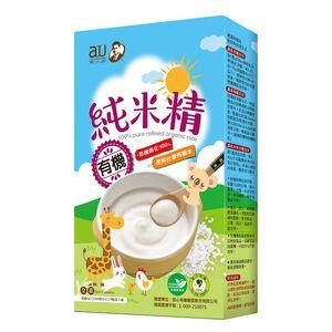 100  Pure Refined Organic Rice