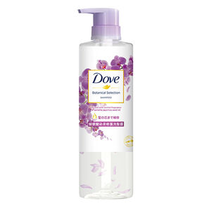 DOVE HAIR BOT SP DMG REP ORCHID