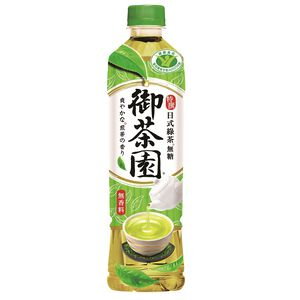 Japanese Green Tea 550ml