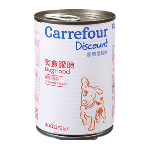 D-Canned dog food (Chicken)