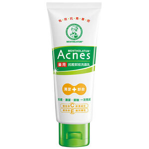 Acnes Medicated Make-Up Removal Wash