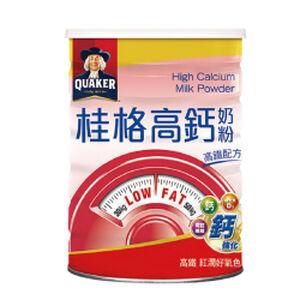 桂格高鈣奶粉-高鐵配方1.5Kg