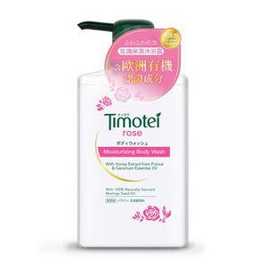 TIMOTEI ROSE MOISTURIZ SG
