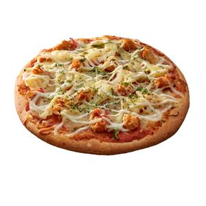 10吋黃金培根雞米花披薩即食商品-到貨效期2天