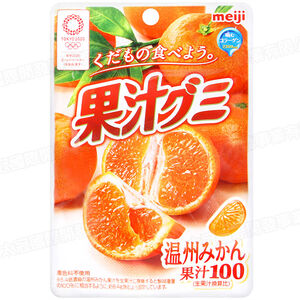 明治果汁QQ軟糖