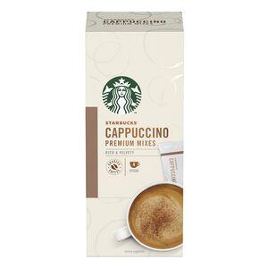 星巴克特選系列-卡布奇諾咖啡14x4