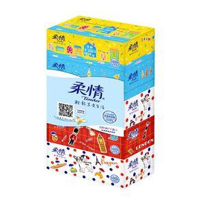 SOFTENER 200 Tissue