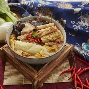 林聰明沙鍋菜(約2100公克±10%x2盒)