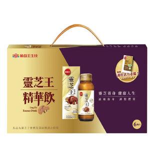 Ling Zhi Essential Drink 60ml*6