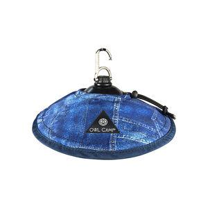 OWL CAMP印花燈罩-PC1906丹寧口袋