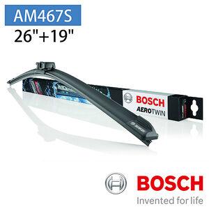 【汽車百貨】BOSCH AM467S專用軟骨雨刷雙支