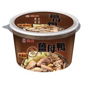 【火鍋好物】雅方薑母鴨隨意杯-350g