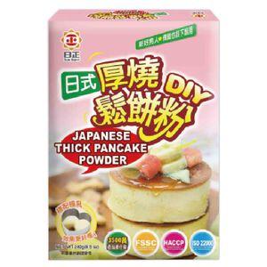日正日式厚燒DIY鬆餅粉-240g