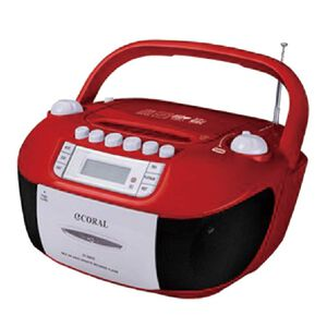 CORAL CD-8800 Radio