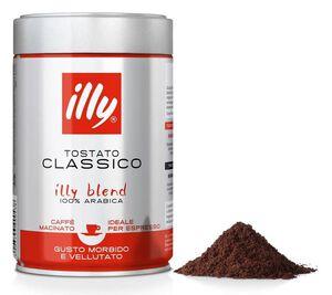 Illy Medium Roast Espresso Ground Coffee