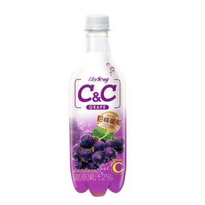 Heysong Soda CC (Grape)