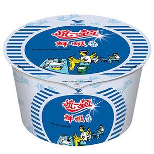 統一鮮蝦碗麵-83g